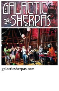 Live Music with the Galactic Sherpas
