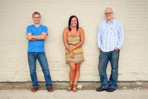 Live Music with Deep Greens and Blues