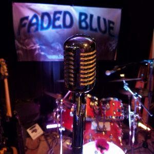 Live Music with Faded Blue