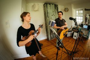 Live Music with Adrian + Meredith